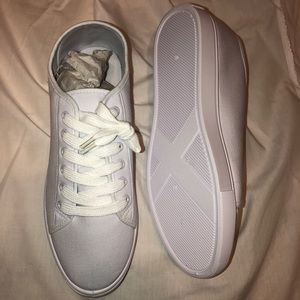 ASOS Shoes - ASOS All-White Sneakers